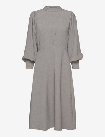 CindySus Anine dress - summer dresses - grey melange