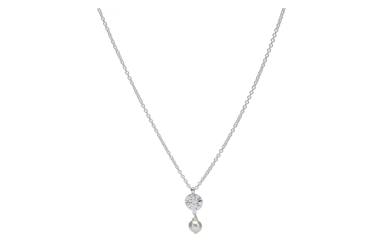 Bud to rosa Belize Pearl Short Necklace Smycken