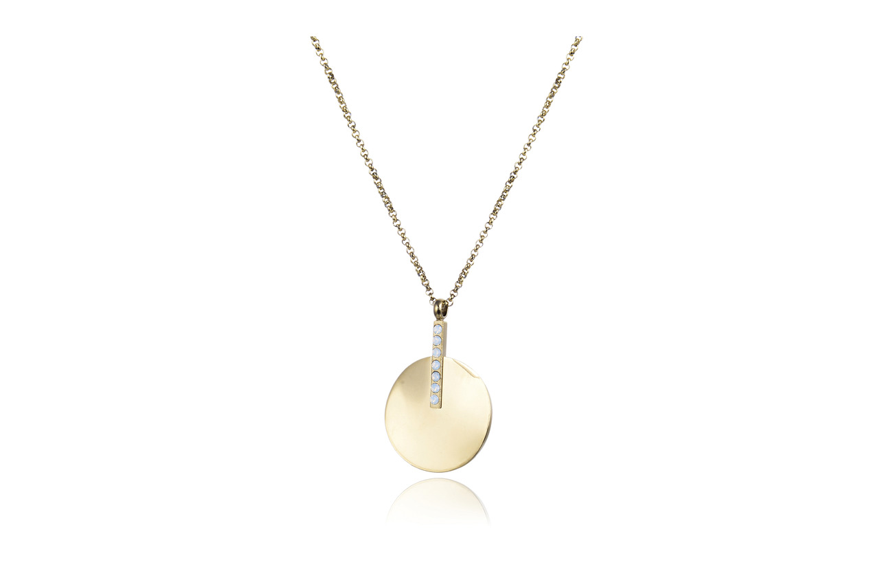 Bud to rose Kelly Short Necklace - GOLD