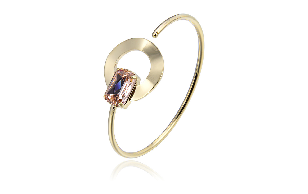 Bud to rose Celine Bangle - GOLD