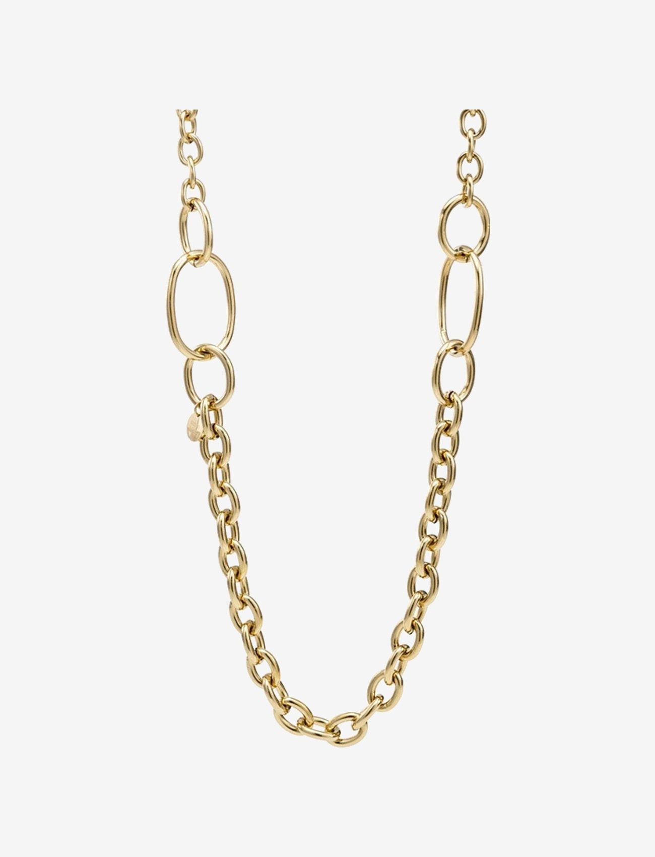 Bud to rose - Garbo Long Necklace Gold - kettingen  - gold - 0