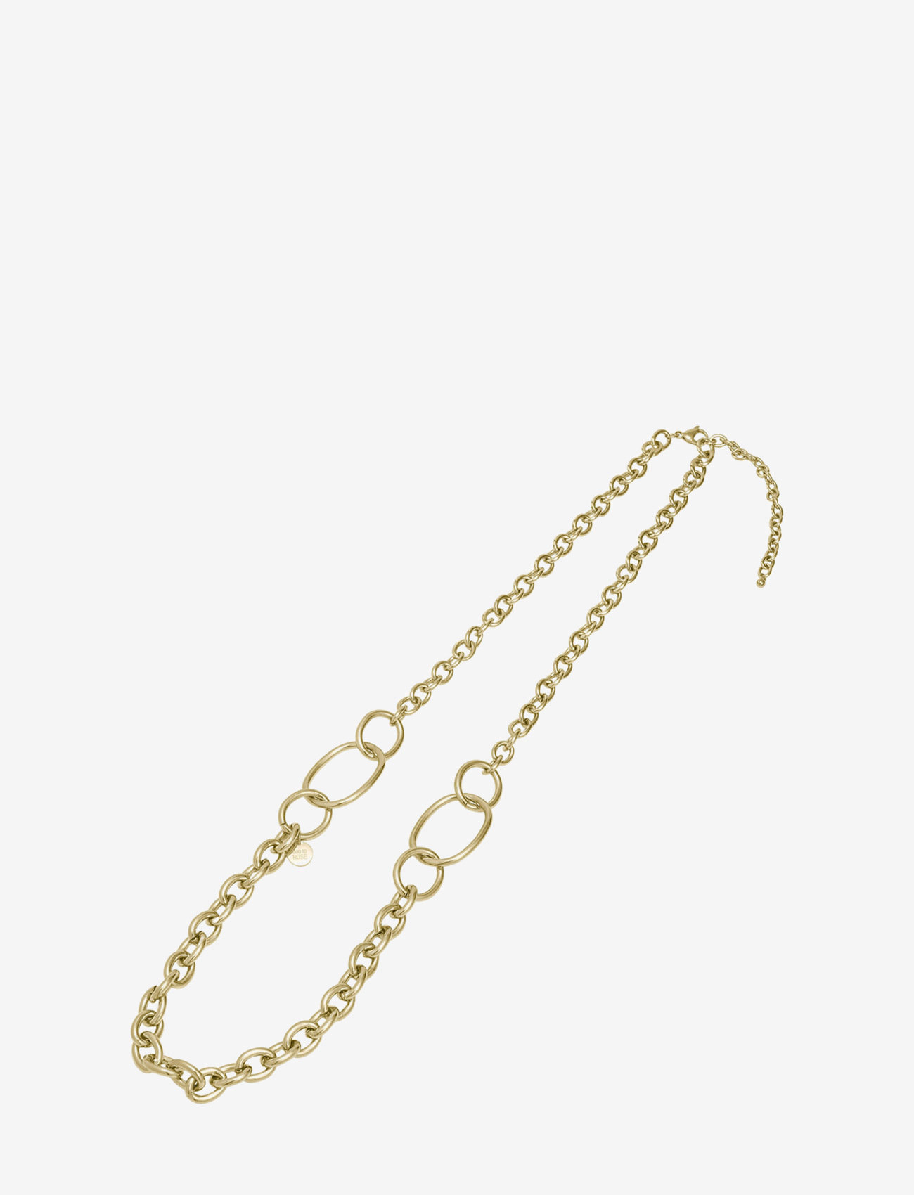 Bud to rose - Garbo Long Necklace Gold - kettingen  - gold - 1