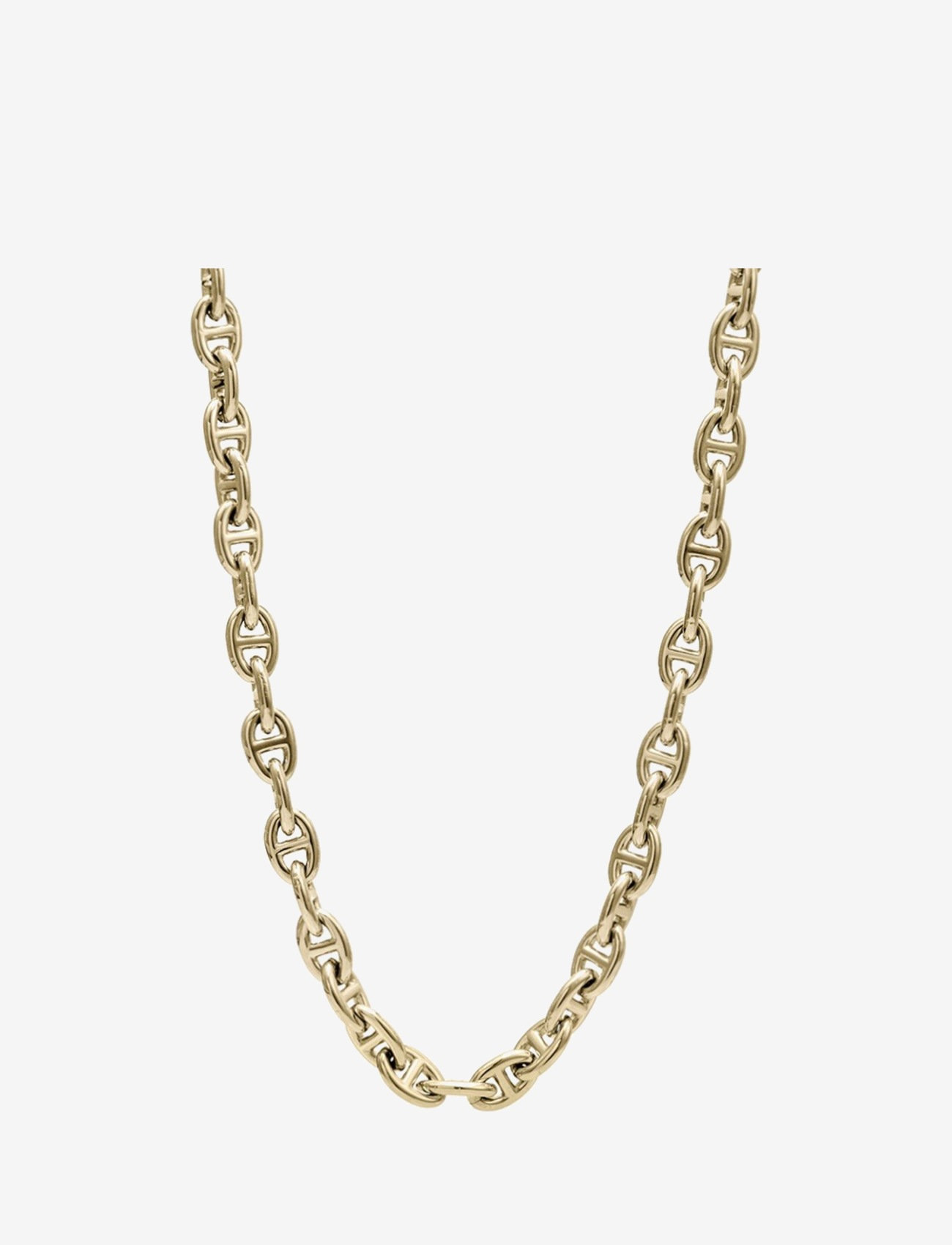 Bud to rose - Nikki Short Necklace Steel - kettingen  - gold - 0