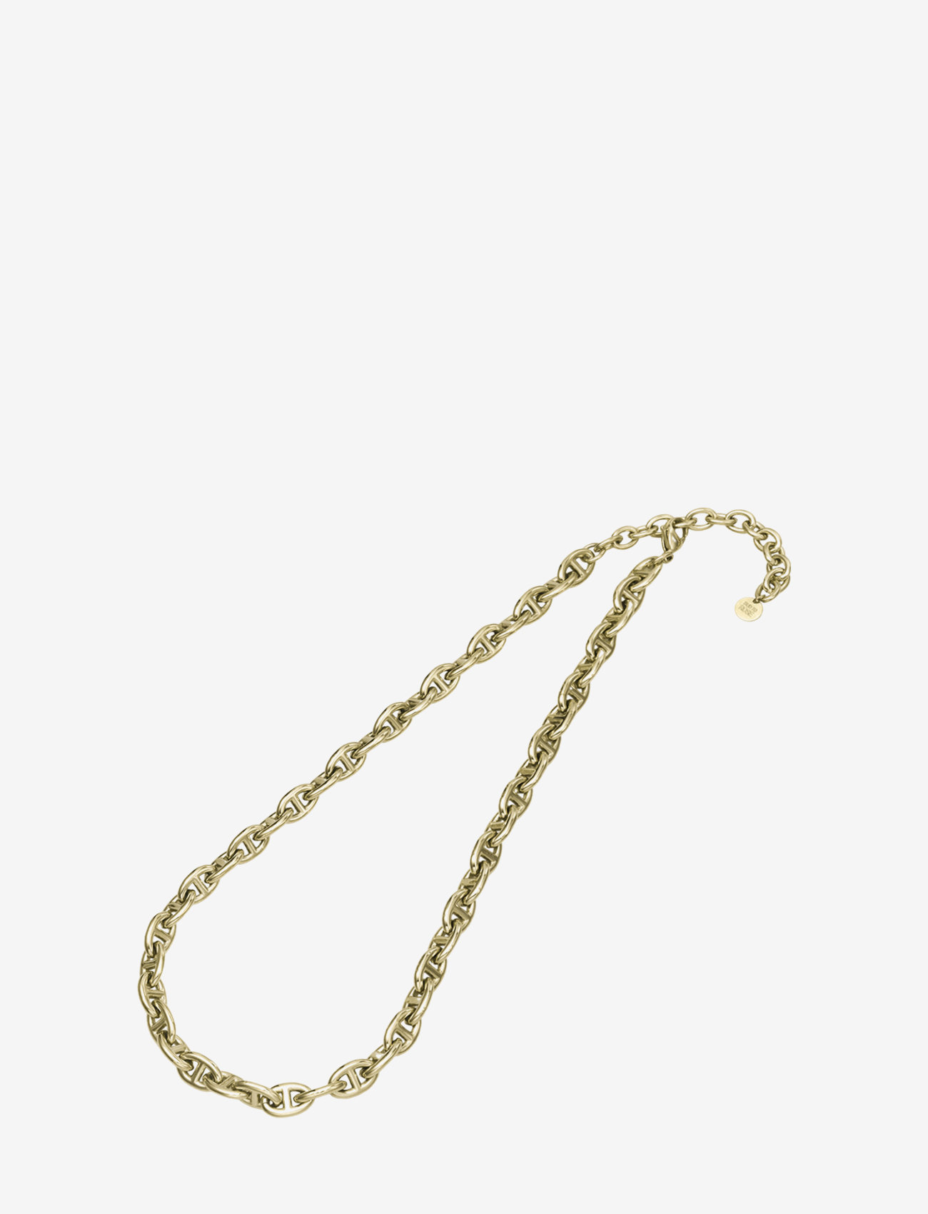 Bud to rose - Nikki Short Necklace Steel - kettingen  - gold - 1