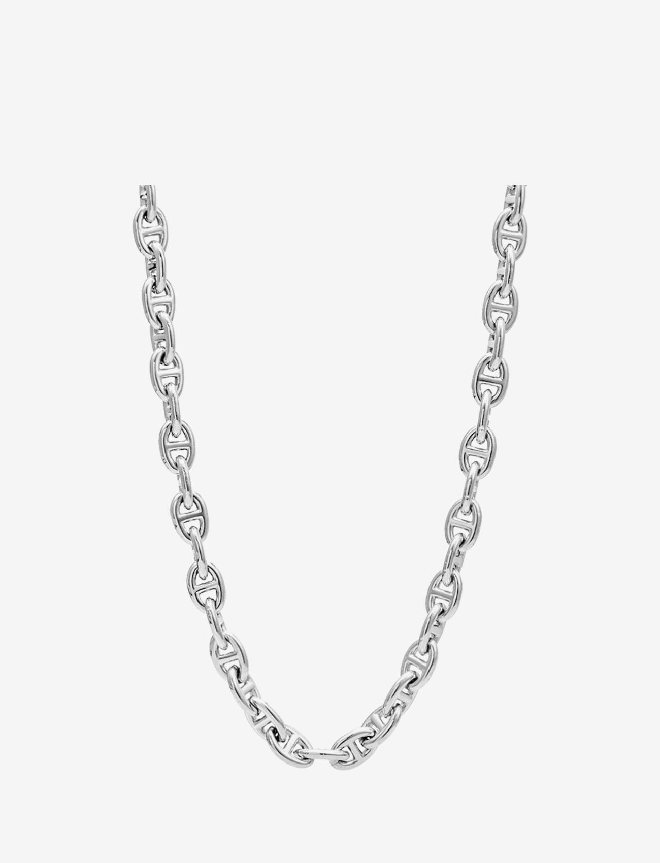 Bud to rose - Nikki Short Necklace Steel - kettingen  - silver - 0
