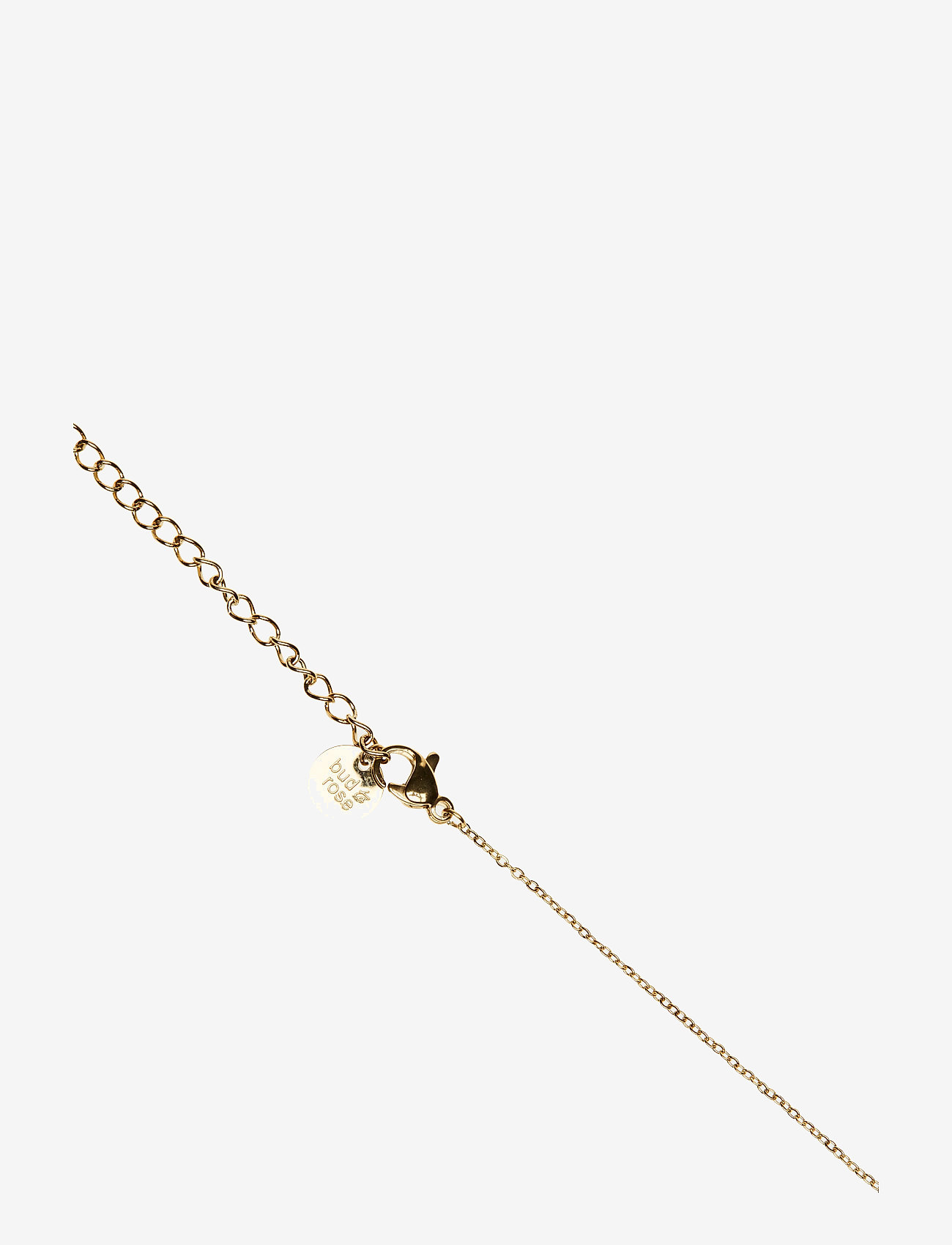 Bud to rose - Dove Necklace Steel - kettingen met hanger - gold - 1