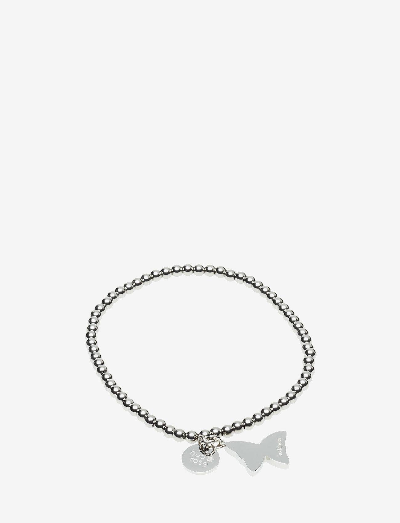 Bud to rose - Butterfly - armbanden - steel - 0