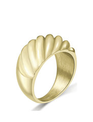 Sway Bold Ring Gold - GOLD