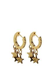 Stars Align Ear - GOLD