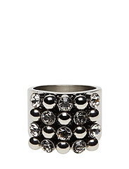 Bazaar Large Ring - SILVER