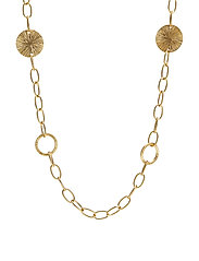 Giza Long Necklace - GOLD