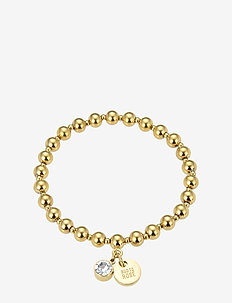 Beverly Bracelet Steel - dainty - gold
