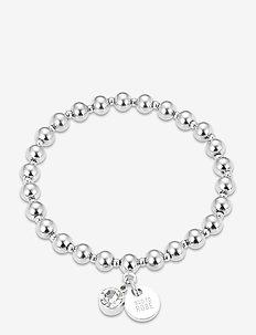 Beverly Bracelet Steel - dainty - silver