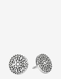 Sence Earring Steel - SILVER