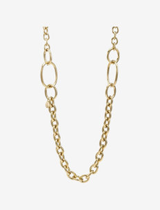 Garbo Long Necklace Gold - kettingen  - gold