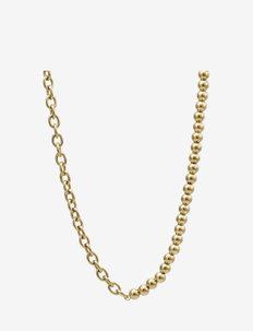 Senso Short Necklace Gold - kettingen  - gold