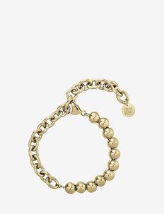 Senso Bracelet Gold - dainty - gold