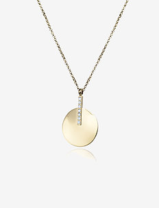 Kelly Short Necklace - GOLD