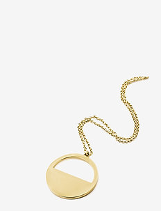 Haley Short Necklace - GOLD