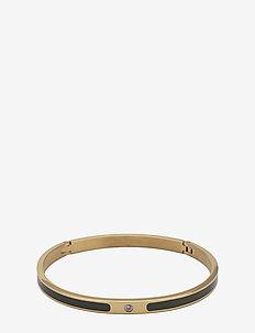 Faye Enamel Bracelet - GOLD