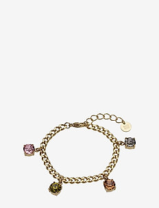 Shine Charm Bracelet - GOLD