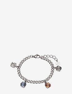 Shine Charm Bracelet - SILVER