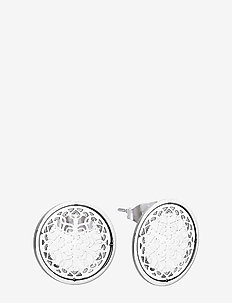 Karma Small Earring - SILVER