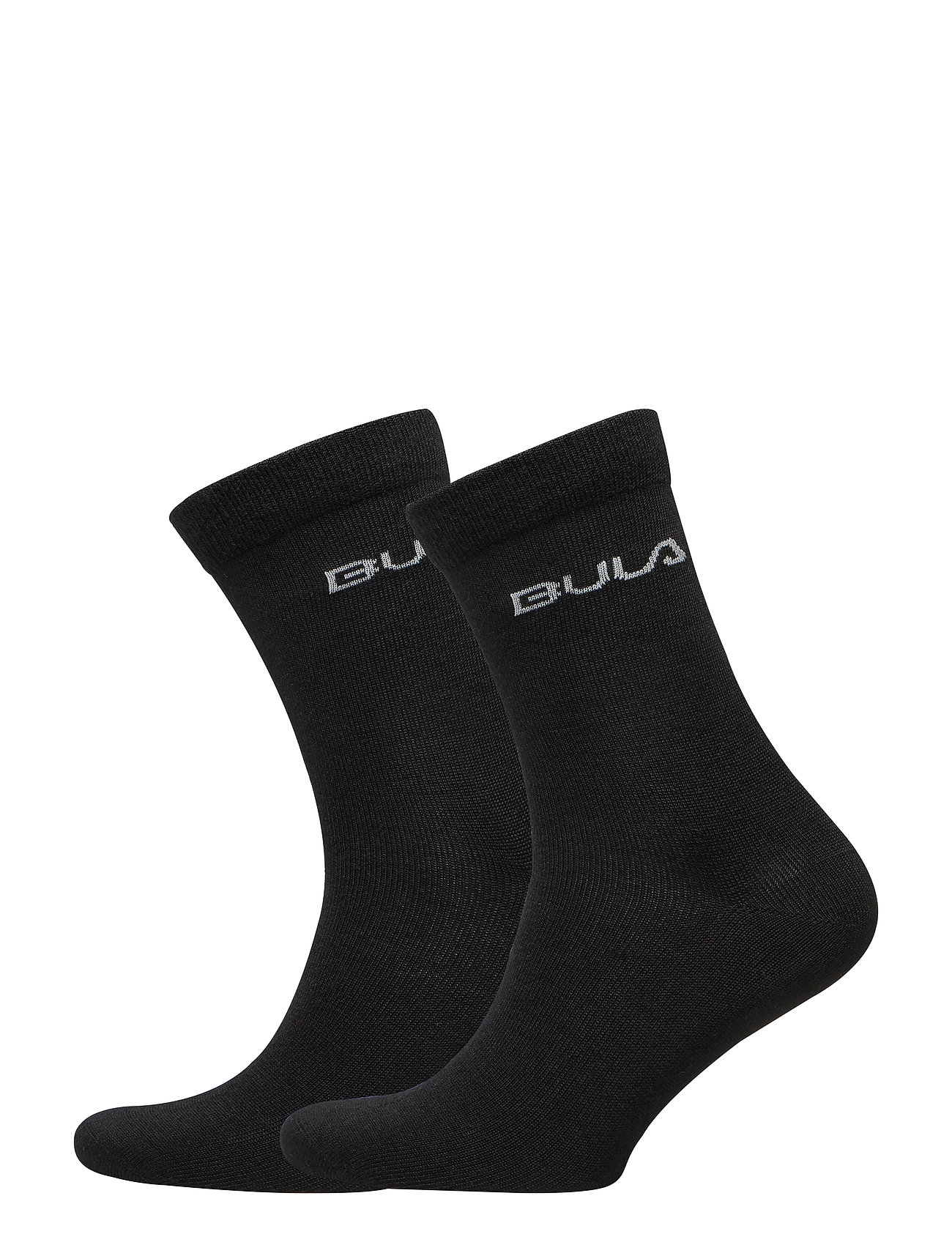 Bula 2PK LIGHT WOOL SOCK - BLACK