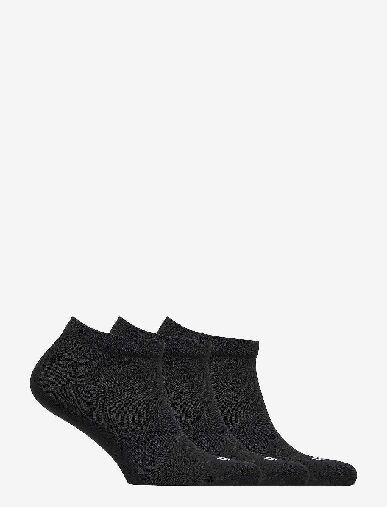 Bula - SAFE SOCK 3PK - reguläre strümpfe - black - 1
