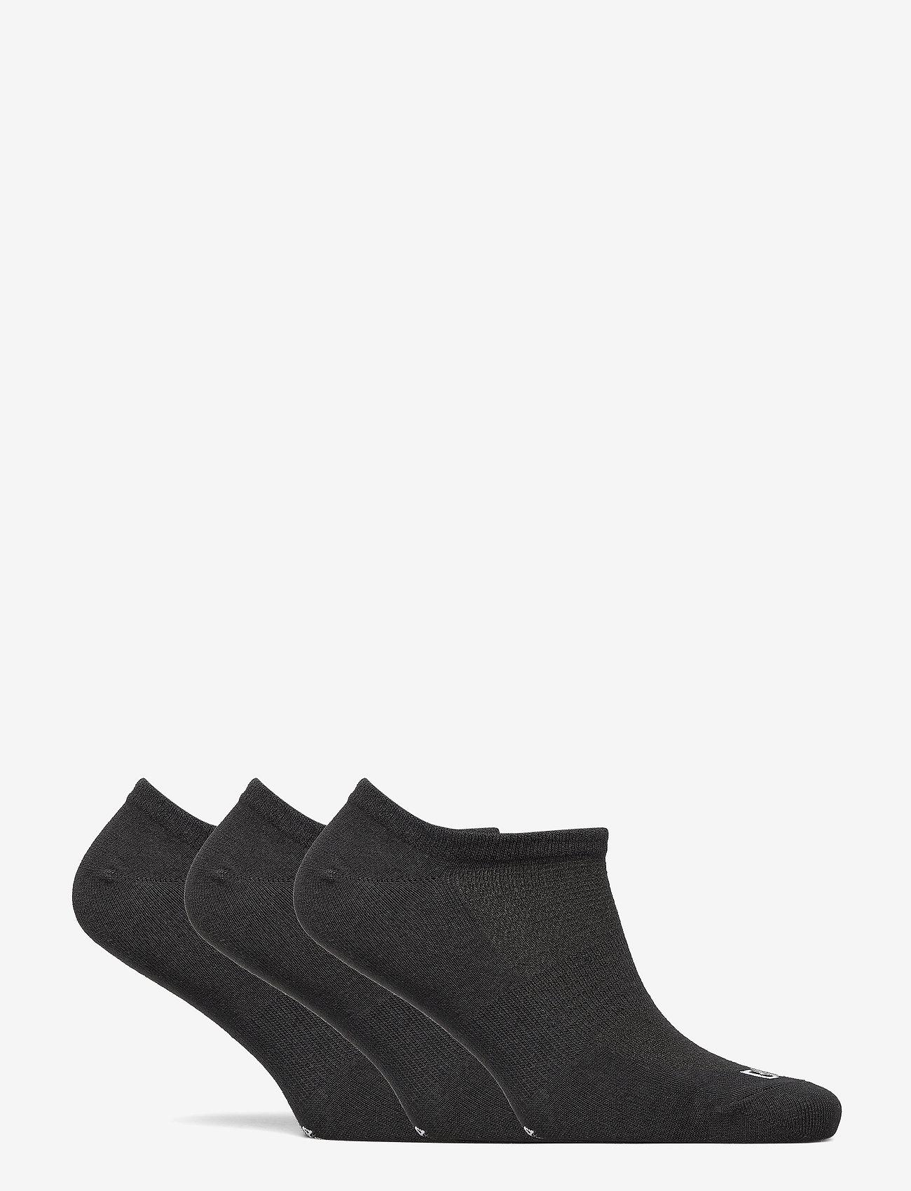 Bula 3PK NO SHOW SOCK - Sokker BLACK - Menn Klær