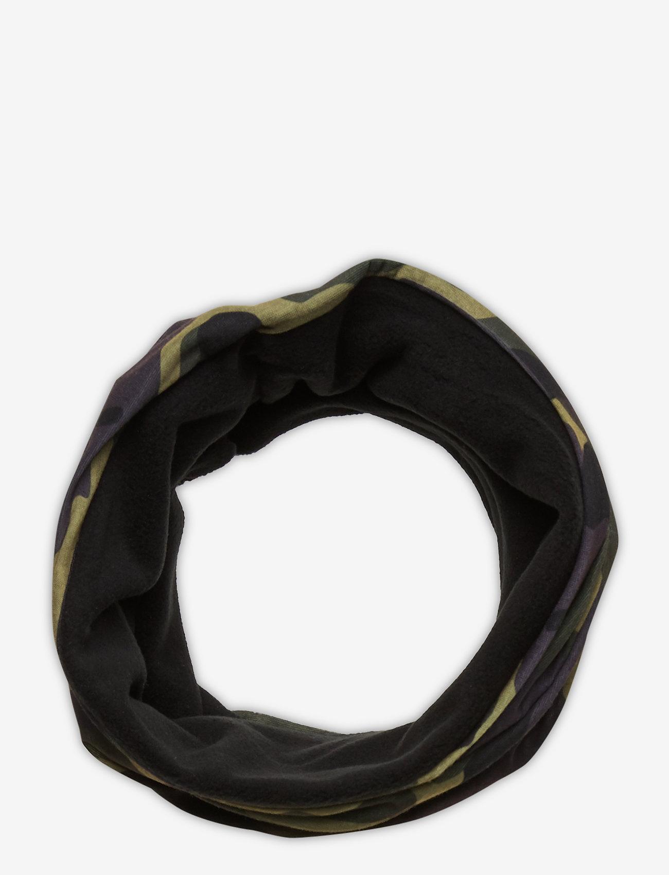 Bula - Vector Fleece Edge Tube - schals - hunter - 0