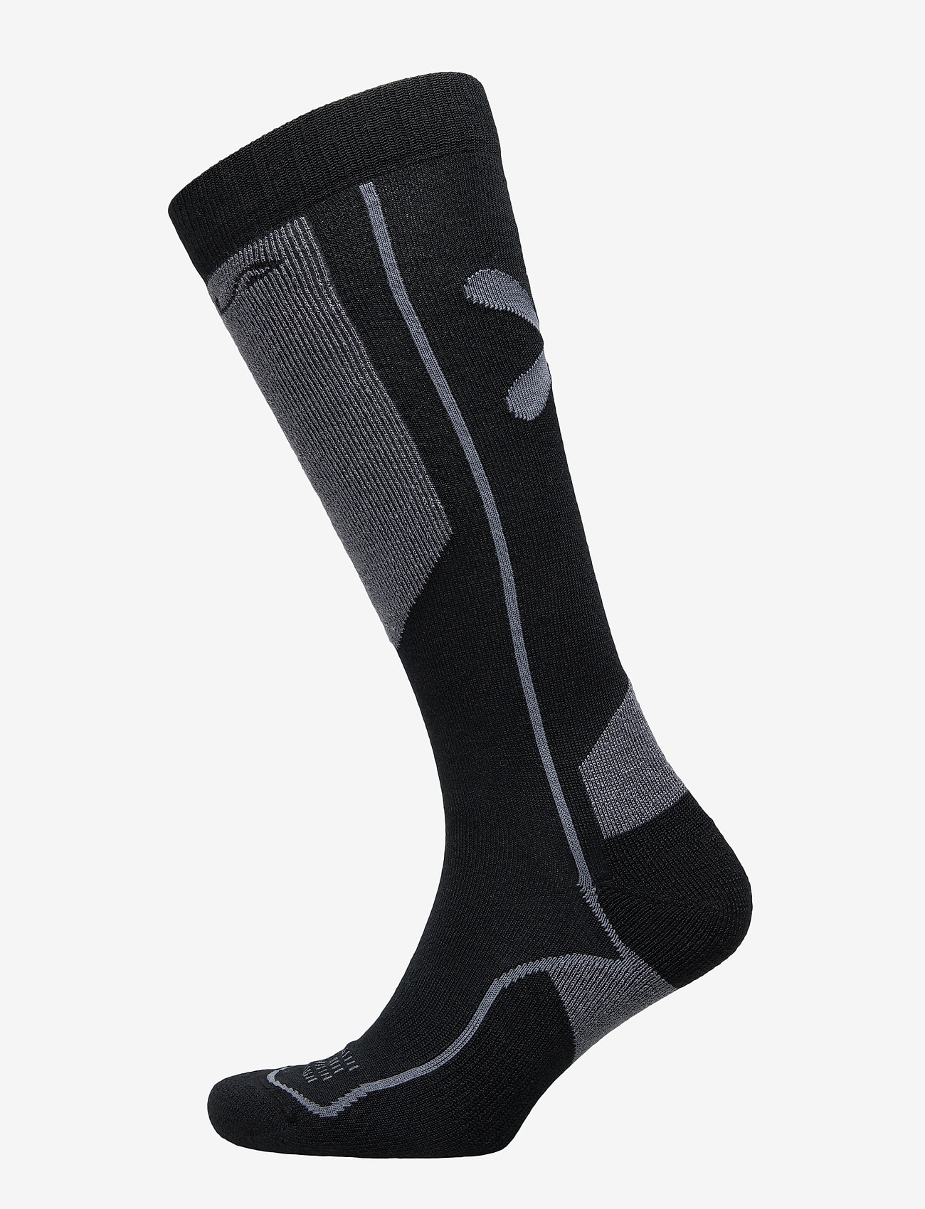 Bula - Park Ski Sock - regular socks - dgrey - 0