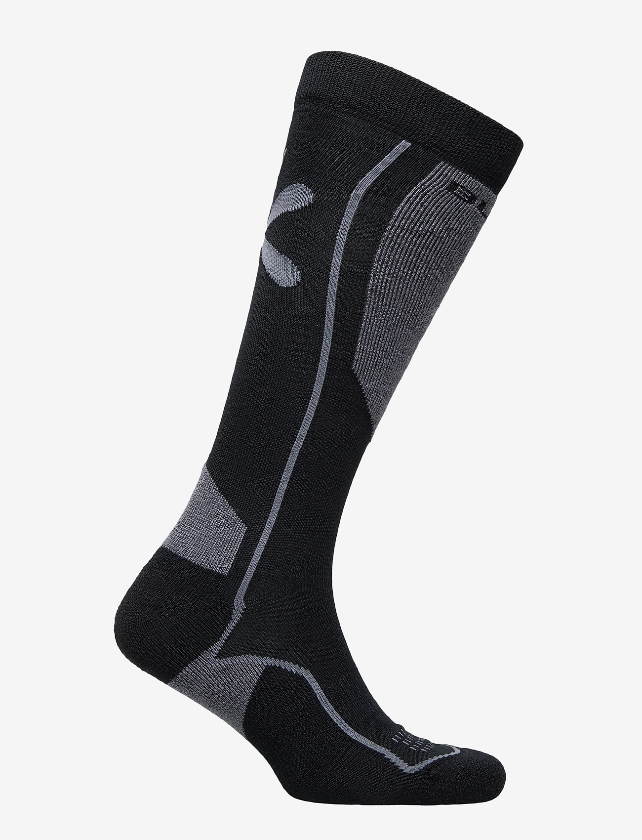 Bula - Park Ski Sock - regular socks - dgrey - 1