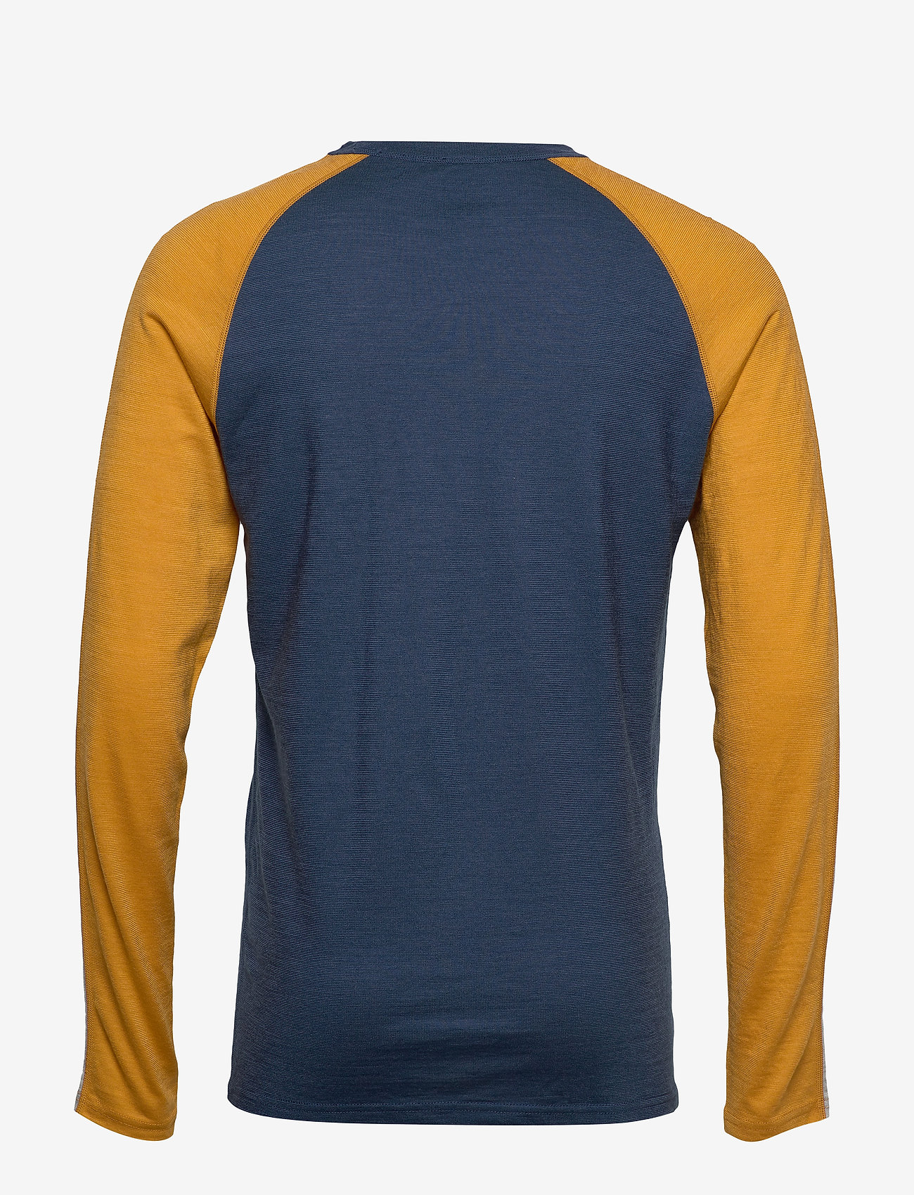 Bula - Retro wool Crew - tops - denim - 1