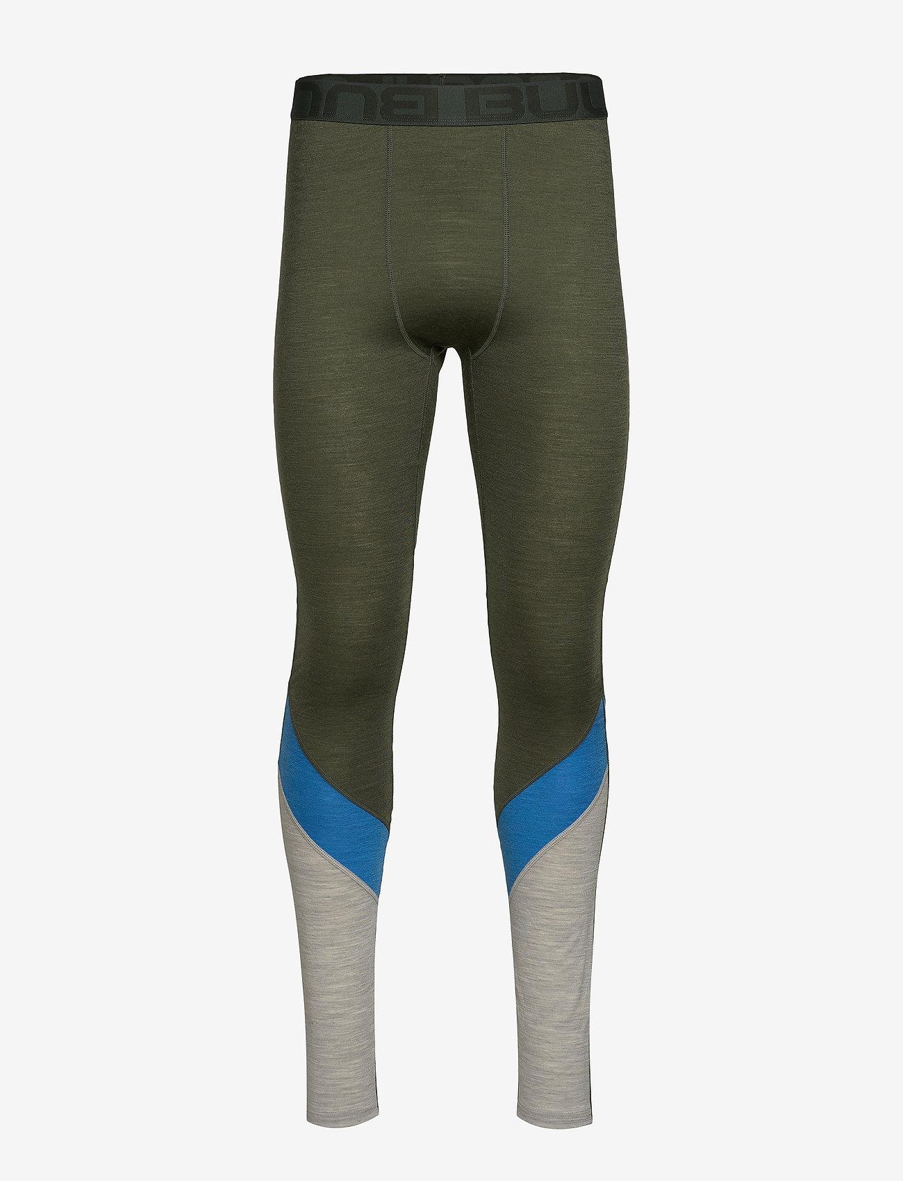 Bula - Retro wool Pants - bottoms - dolive - 0