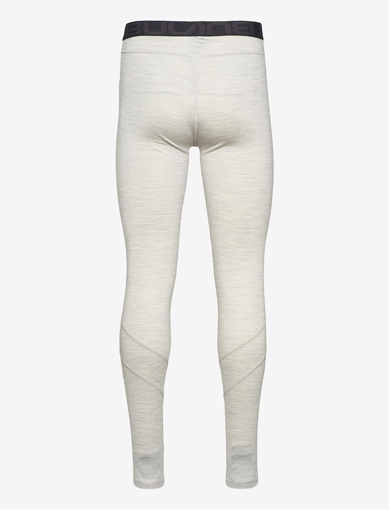 Bula - Retro wool Pants - funkionsunterwäsche - hosen - grey - 1