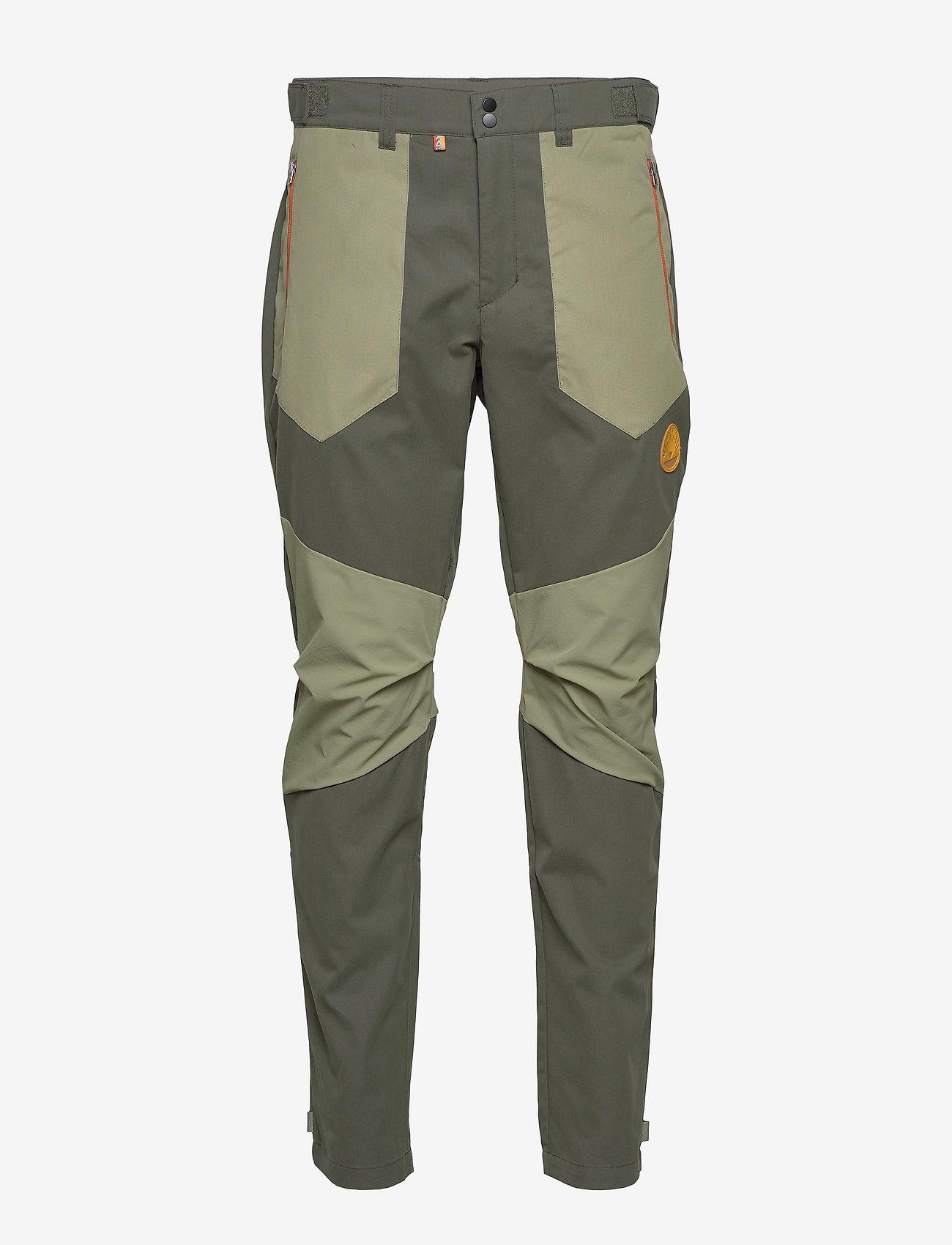 Bula - Swell Trekking Pants - outdoorhosen - dolive - 0