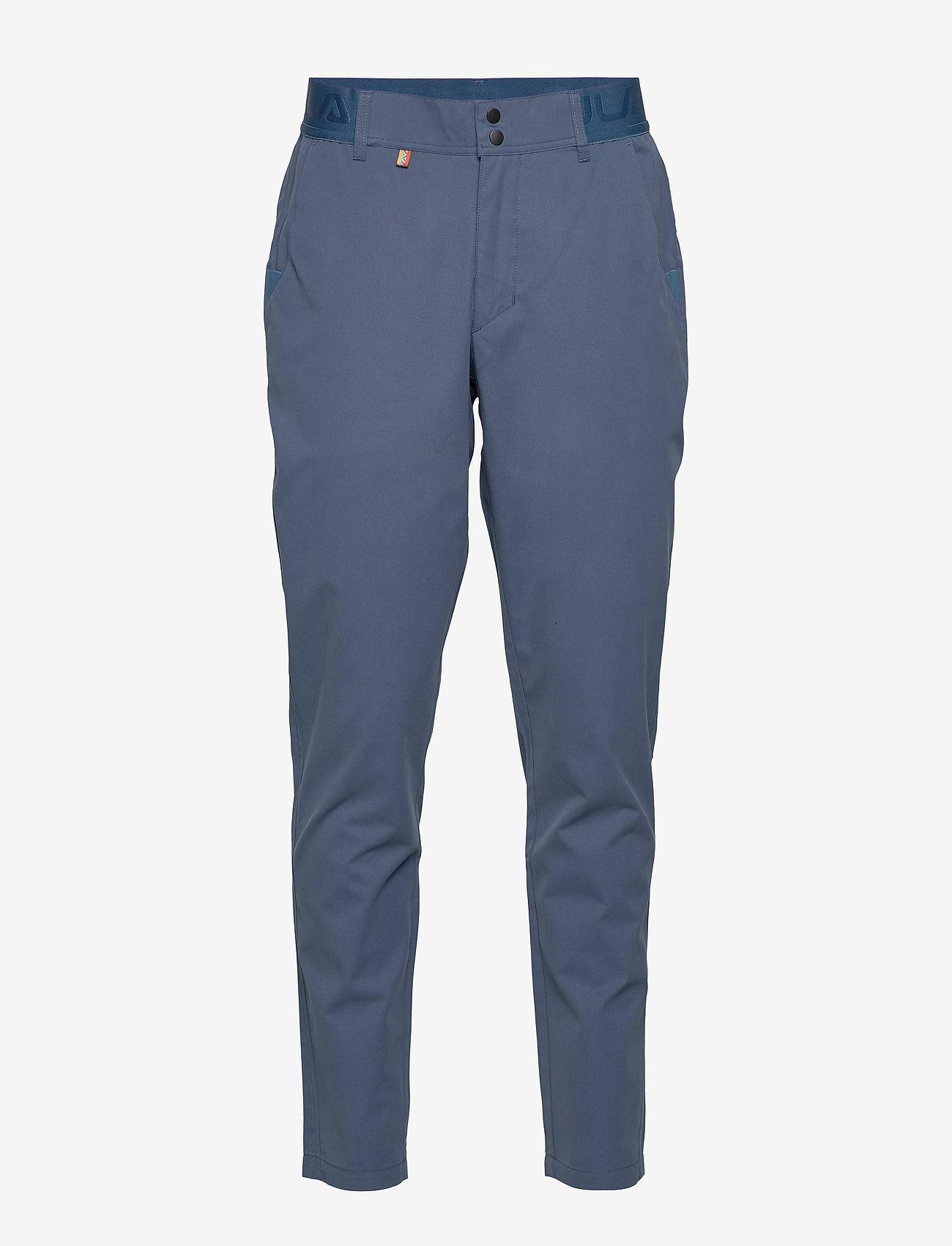 Bula - Lull Chino Pants - spodnie turystyczne - denim - 0
