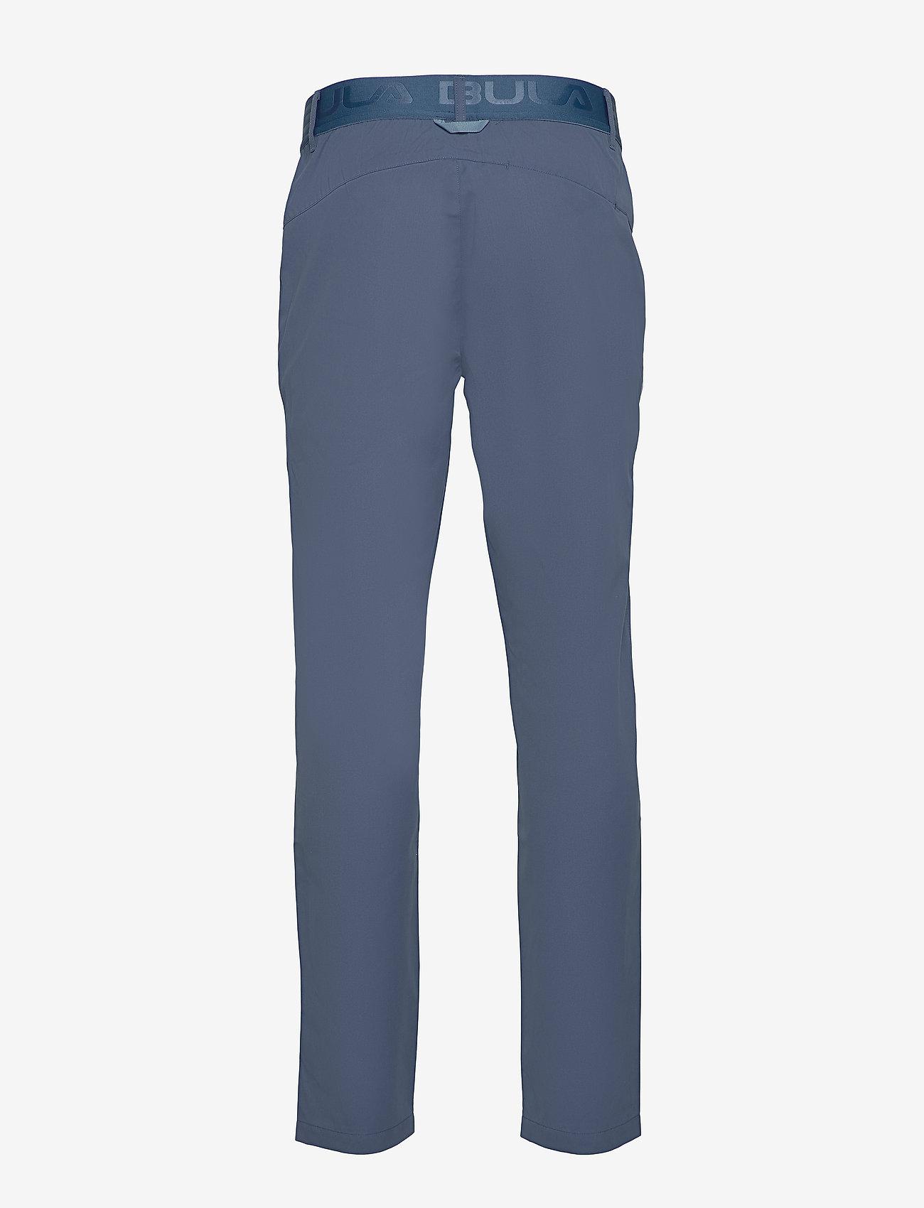Bula - Lull Chino Pants - spodnie turystyczne - denim - 1