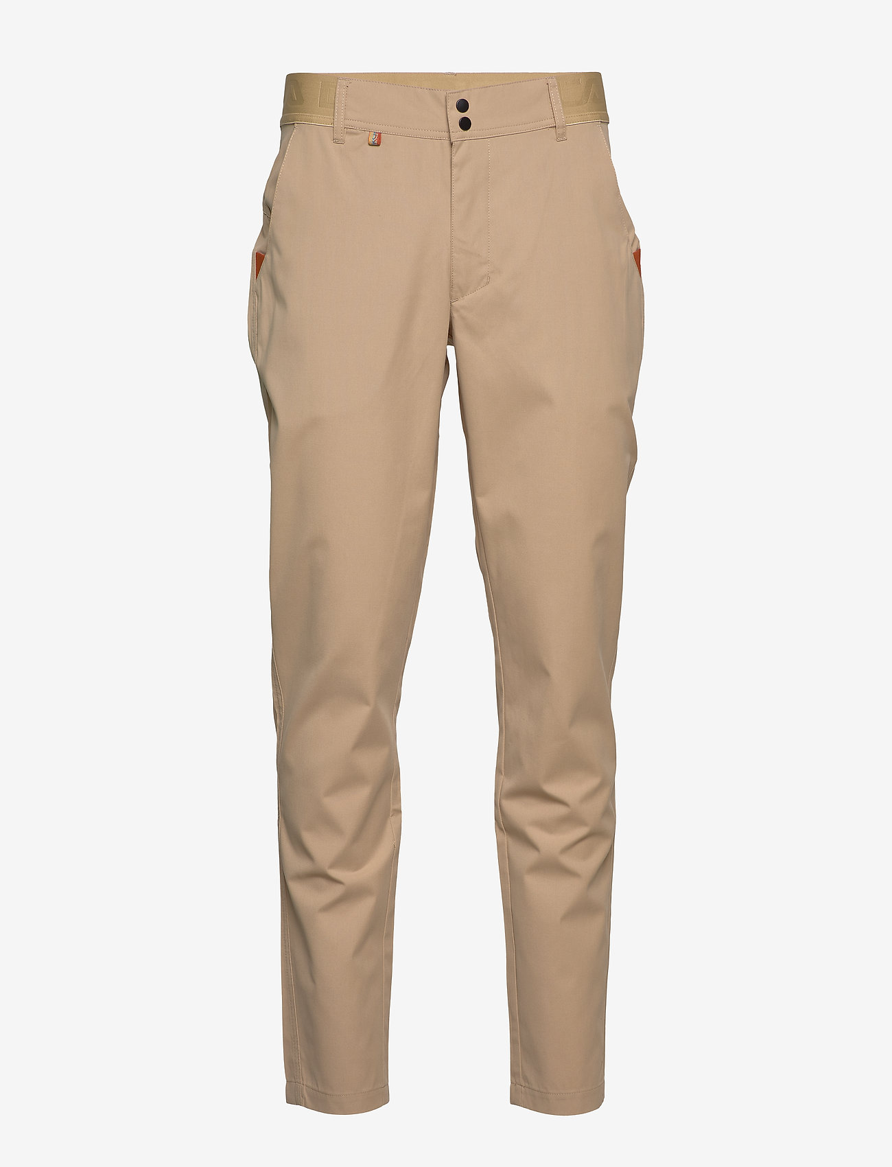 Bula - Lull Chino Pants - outdoorhosen - kaki - 0