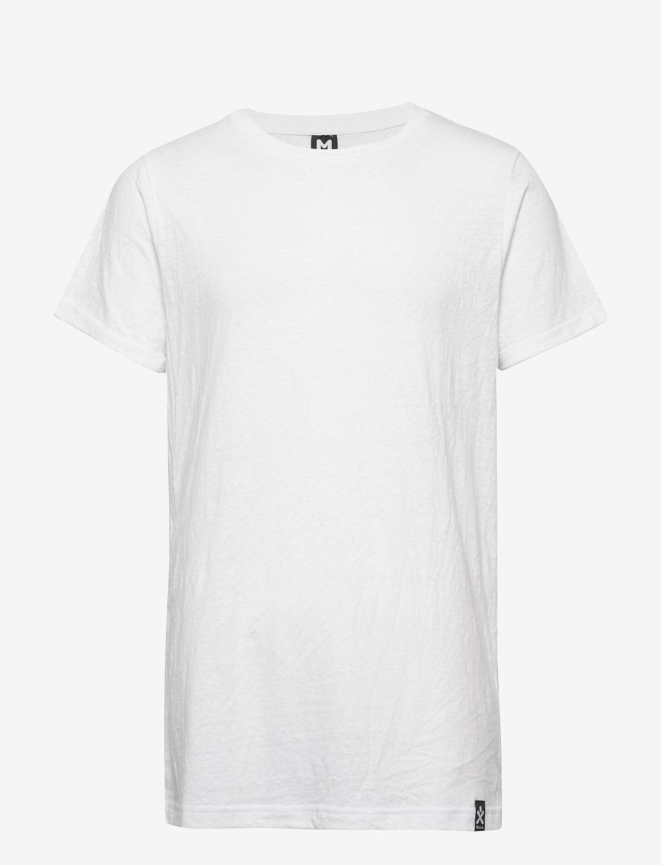 Bula - Foam Tee - oberteile & t-shirts - white - 0
