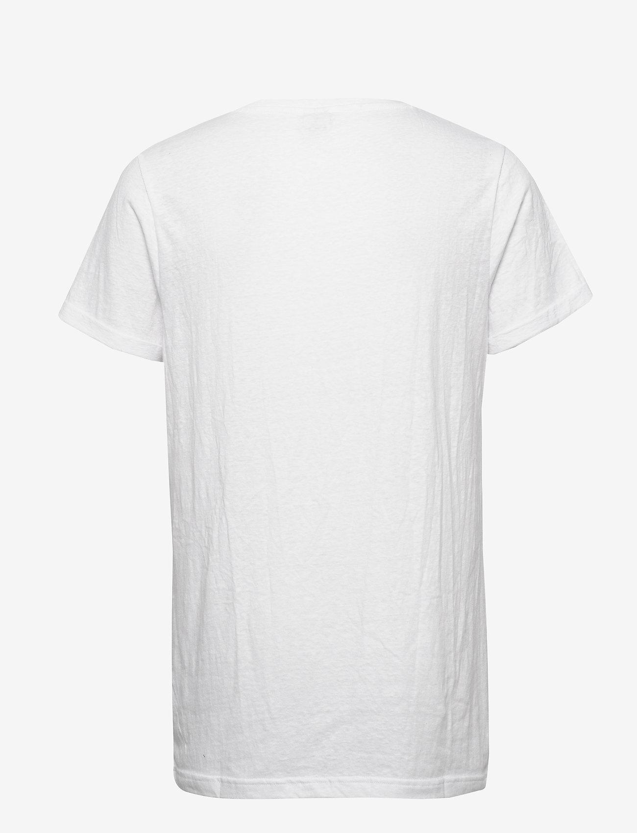 Bula - Foam Tee - oberteile & t-shirts - white - 1