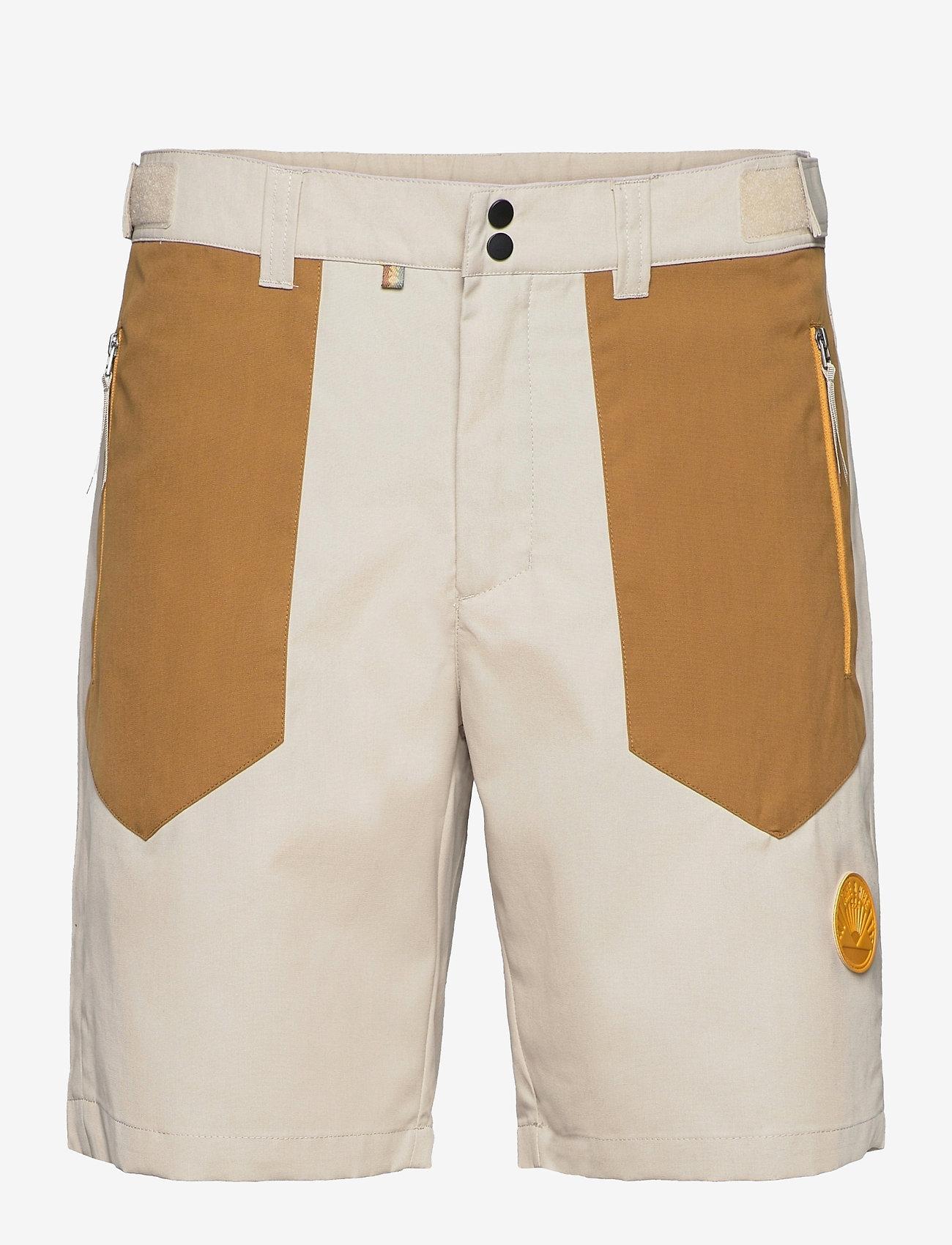 Bula - Swell Trekking Shorts - spodenki turystyczne - chalk - 0