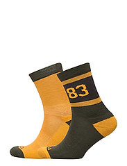 2PK Retro Wool Sock - DOLIVE