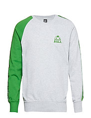RETRO SMALL CREW - GREEN