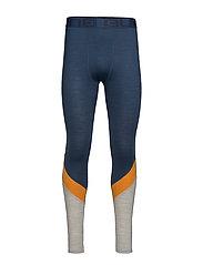 Retro wool Pants - DENIM