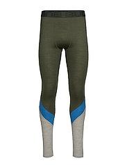 Retro wool Pants - DOLIVE
