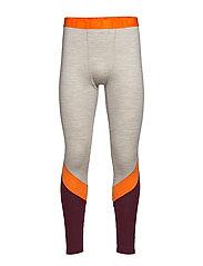 Retro wool Pants - GREYM