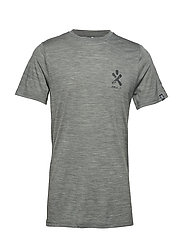 Pacific Solid Merino Wool Tee - DOLIVE