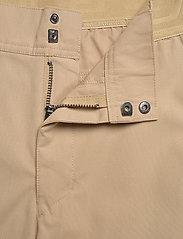 Bula - Lull Chino Shorts - spodenki turystyczne - kaki - 4